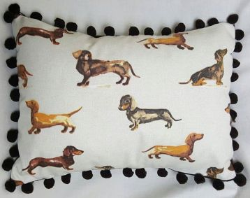 doggy cushion