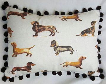 doggy cushion