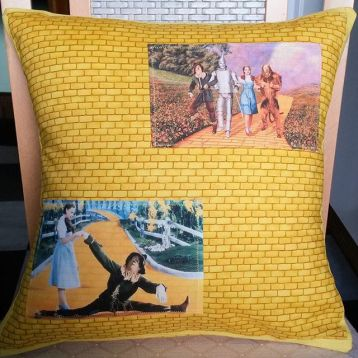 wizard of oz cushion