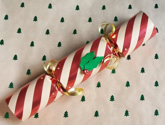 Christmas Cracker Making workshop
