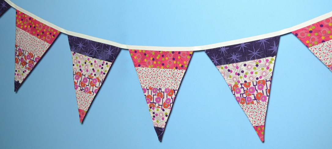 String of bunting