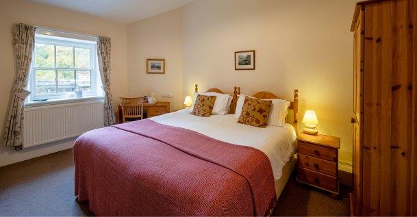coachmans quarters bedroom