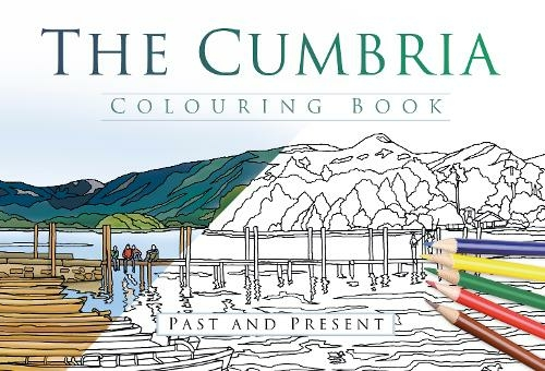 The Cumbrian Colouring Book